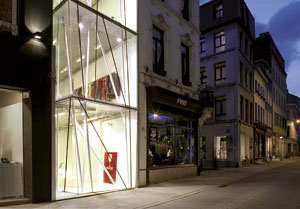 Fragile-Lab: Extension d'une boutique