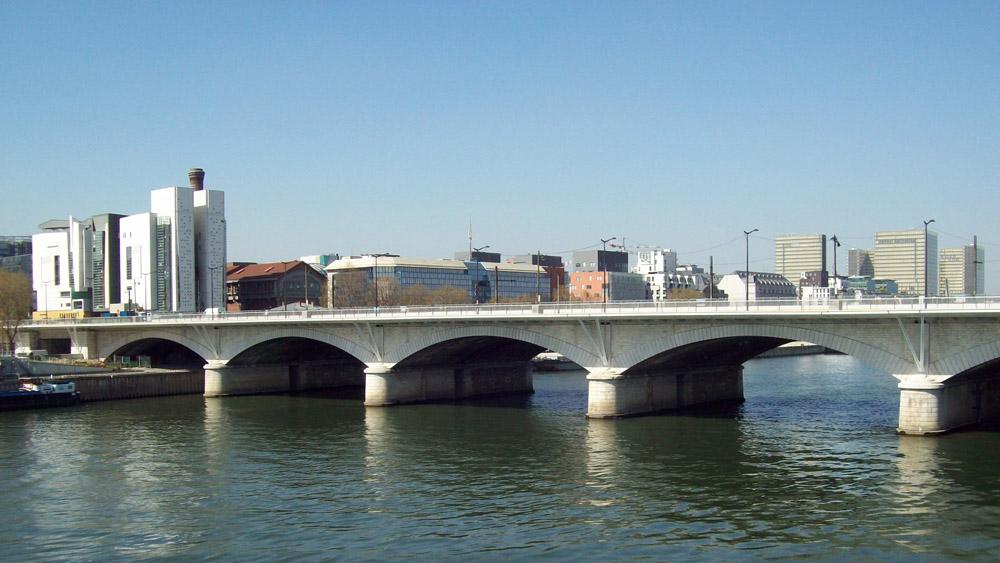 extension du pont national infosteel. Black Bedroom Furniture Sets. Home Design Ideas