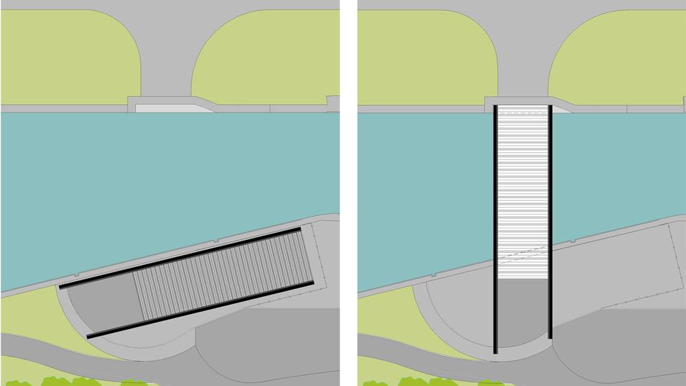 Beweegbare brug van ivoz ramet infosteel for Structure metallique architecture