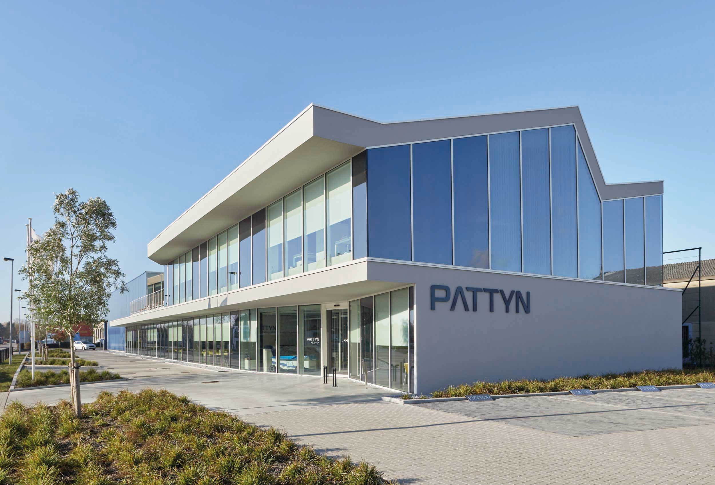 Pattyn Packing Lines - In staal verpakt