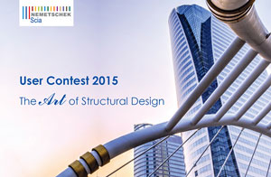 "SCIA User Contest 2015 ""The Art of Structural Design"""