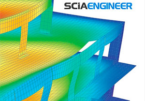 SCIA Engineer 16 : une base solide pour la conception des structures